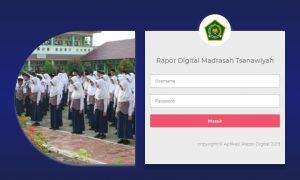 Aplikasi Raport Digital ver. 2.3.5