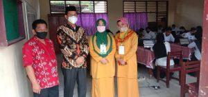 MTsN 2 Medan Fasilitasi Pelaksanaan SKB CPNS Kementerian Agama Republik Indonesia Tahun 2020