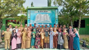 Kepala MTs Negeri 2 Medan Perkokoh Silaturrahmi Dengan K3MTs Rayon 2 Medan